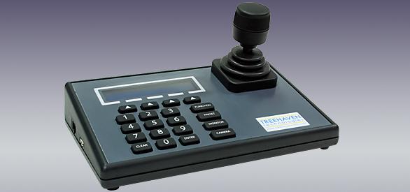 TREEHAVEN technologies | USB Joystick Camera Controller